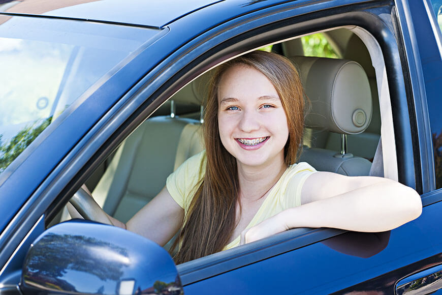 Teen Specialty Drivers Training